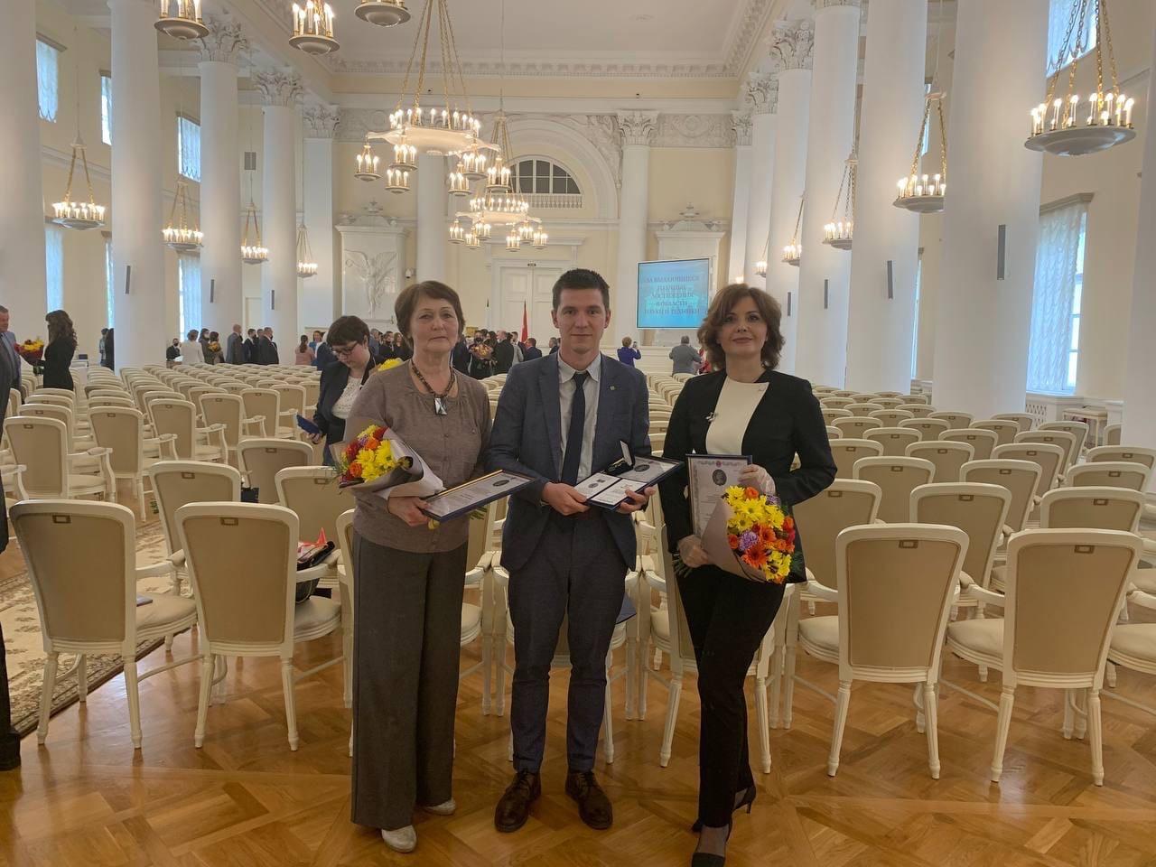 Определены лауреаты премии Правительства Санкт-Петербурга 2021
