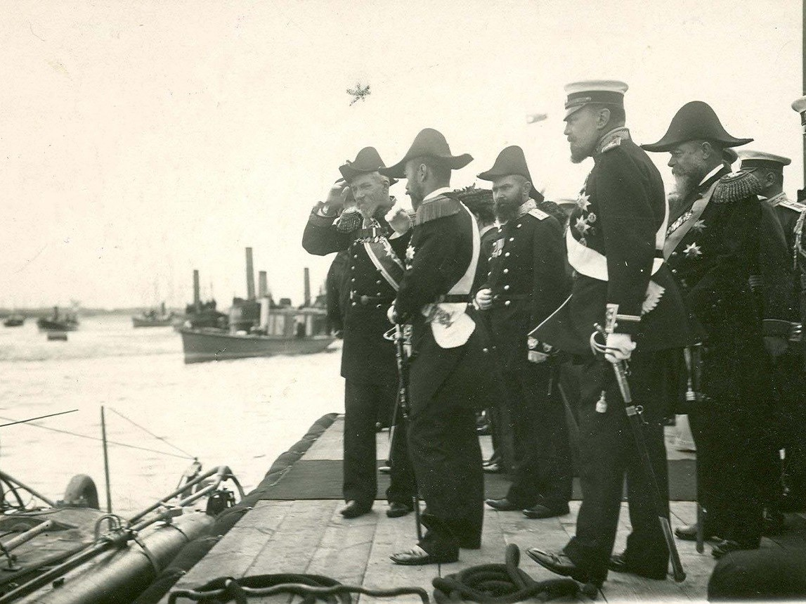 Подводники Политехнического