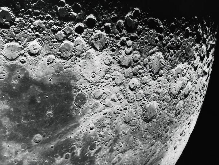 Космический след