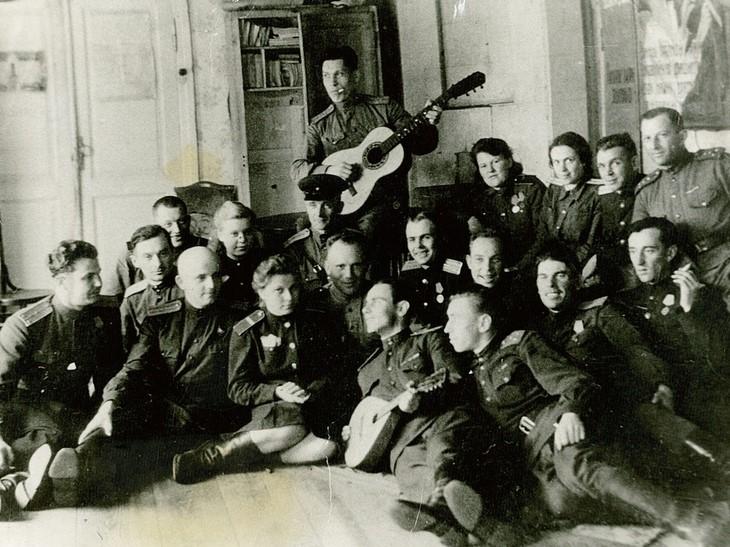 22 июня 1941 года глазами политехников