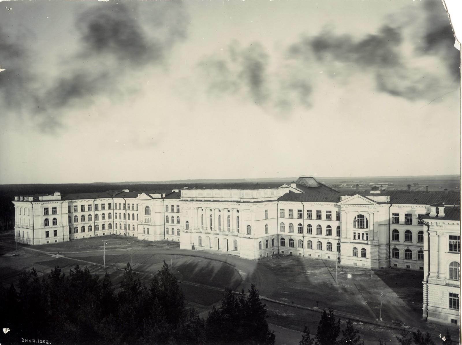<p>Политех: 1902-1904 гг.</p>